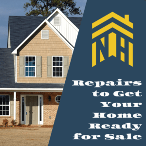 Repairs to Get Your Home Ready for Sale