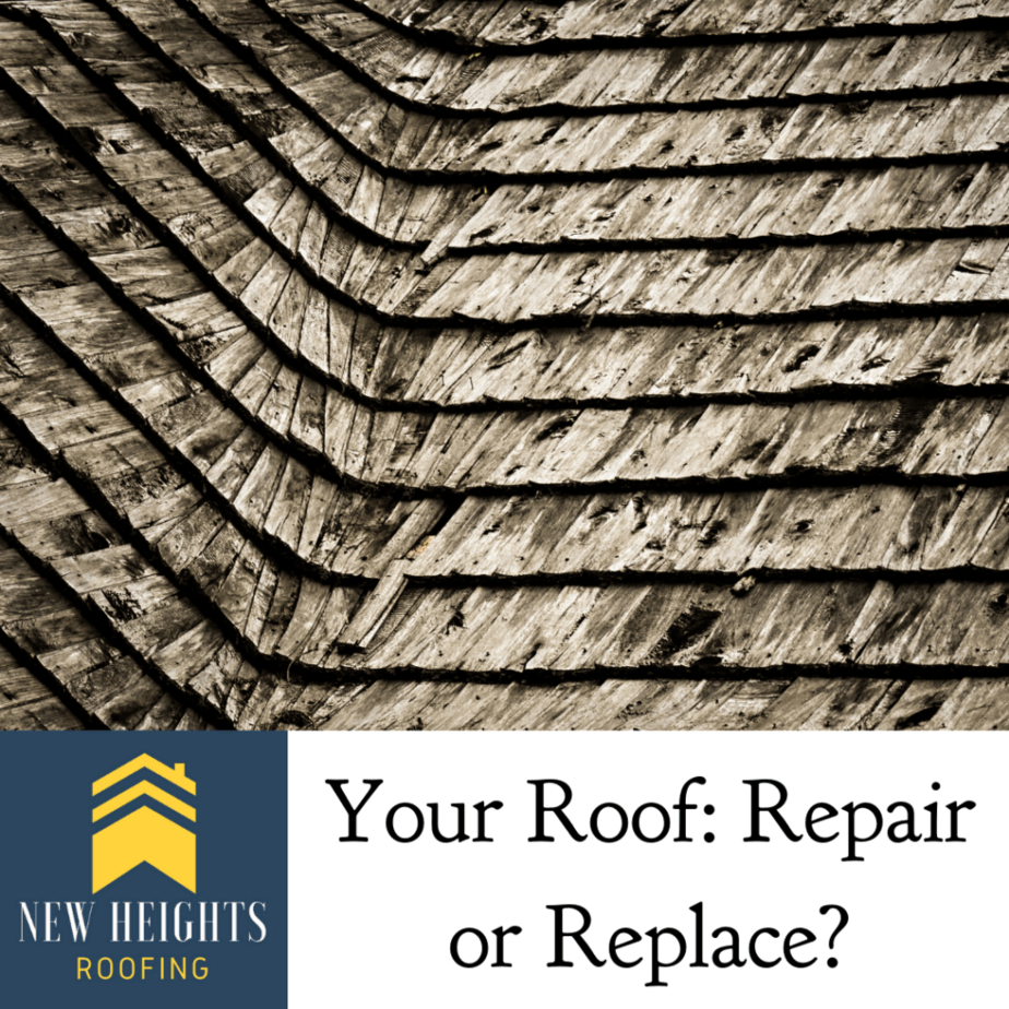 Your Roof Repair or Replace