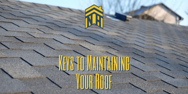 Keys to maintaining your roof